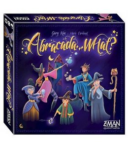 HEO Abraca...what? Board Game
