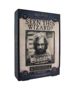 HEO Harry Potter Luminart Light Sirius Black 30 cm
