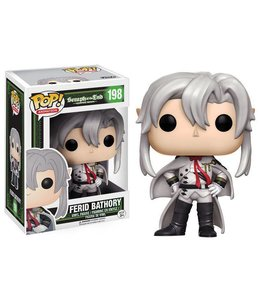 Funko Seraph of the End POP! Animation Vinyl Figure Ferid Bathory 9 cm