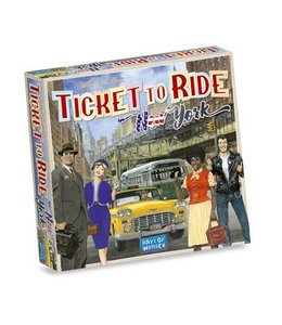 Days of Wonder Ticket to Ride New York - NL