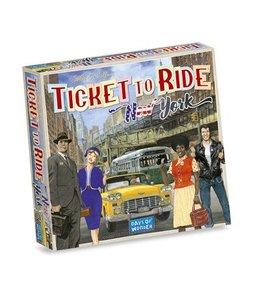 Days of Wonder Ticket to Ride New York - NL