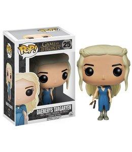 Funko Game of Thrones POP! Vinyl Figure Daenerys in Blue Gown 10 cm