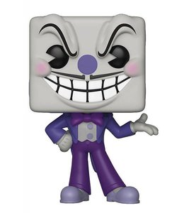 Funko POP Games Cuphead S1 King Dice