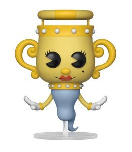 Funko Cuphead POP! Games Vinyl Figure Legendary Ghost 9 cm