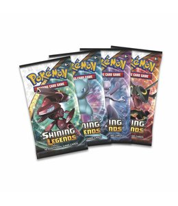 Pokemon Shining Legends Booster