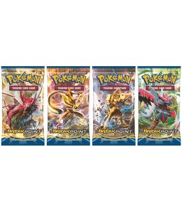 Pokemon Breakpoint Booster