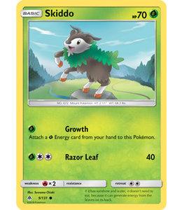 Pokemon Skiddo - S&M ForLi 9/131 - Reverse