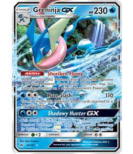 Pokemon Greninja GX - S&M ForLi 24/131