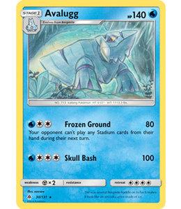 Pokemon Avalugg - S&M ForLi 30/131 - Reverse