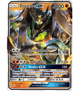 Pokemon Zygarde GX - S&M ForLi 73/131
