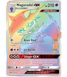 Pokemon Naganadel GX - S&M ForLi 134/131