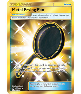 Pokemon Metal Frying Pan - S&M ForLi 144/131