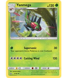 Pokemon Yanmega - S&M UlPr 3/156 - Reverse