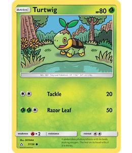 Pokemon Turtwig - S&M UlPr 7/156 - Reverse