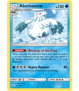 Pokemon Abomasnow - S&M UlPr 38/156