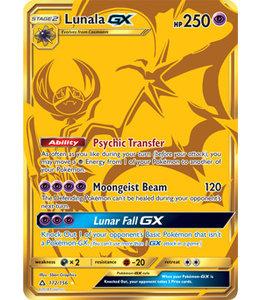Pokemon Lunala GX - S&M UlPr 172/156