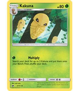Pokemon Kakuna - S&M CrIn 2/111