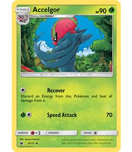 Pokemon Accelgor - S&M CrIn 9/111