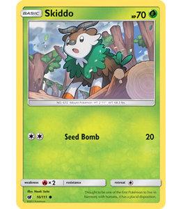 Pokemon Skiddo - S&M CrIn 10/111 - Reverse