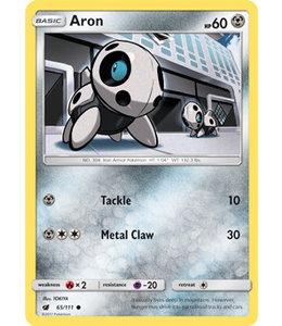 Pokemon Aron - S&M CrIn 65/111