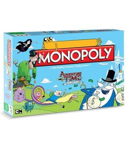 Winning Moves Monopoly Adventure Time