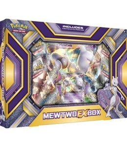 Pokemon Mewtwo EX Box