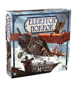 Fantasy Flight Eldritch Horror Mountains of Madness