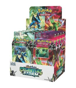 Pokemon Celestial Storm Theme Deck