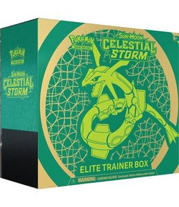 Pokemon Celestial Storm Elite Trainer