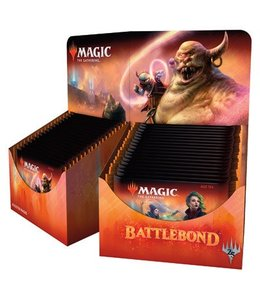Magic the Gathering Battlebond Booster