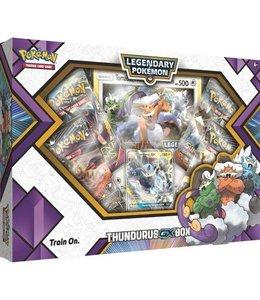 Pokemon Tornadus GX - Thundurus GX Box