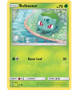 Pokemon Bulbasaur - S&M ShLe 1/73 - Reverse