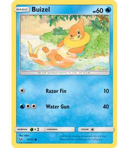 Pokemon Buizel - S&M ShLe 22/73 - Reverse