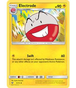 Pokemon Electrode - S&M ShLe 31/73 - Reverse
