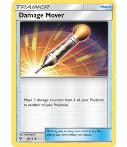 Pokemon Damage Mover - S&M ShLe 58/73 - Reverse