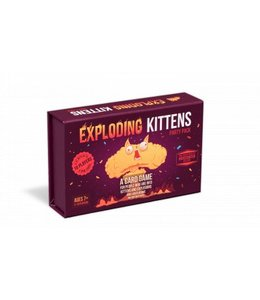 Exploding Kittens Exploding Kittens Party Pack
