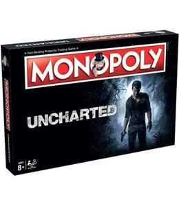 Winning Moves Monopoly Uncharted