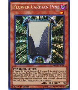 Yu-Gi-Oh! Flower Cardian Pine - 1st. Edition - DRL3-EN031