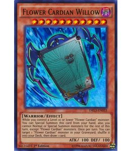 Yu-Gi-Oh! Flower Cardian Willow - 1st. Edition - DRL3-EN033