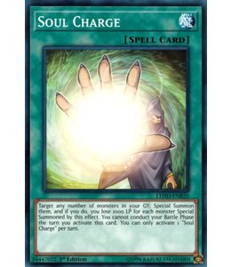 Yu-Gi-Oh! Soul Charge - 1st. Edition - DRL3-EN051