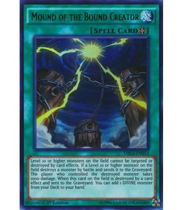 Yu-Gi-Oh! Mound of the Bound Creator - 1st. Edition - DRL3-EN053