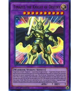 Yu-Gi-Oh! Timaeus the Knight of Destiny - 1st. Edition - DRL3-EN055