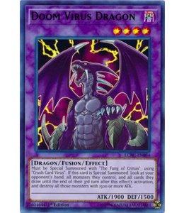 Yu-Gi-Oh! Doom Virus Dragon - 1st. Edition - DRL3-EN057