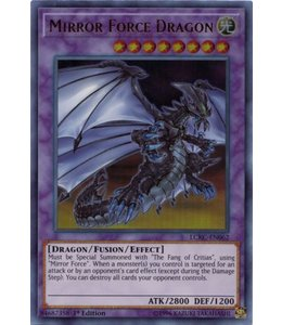 Yu-Gi-Oh! Mirror Force Dragon - 1st. Edition - DRL3-EN059
