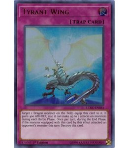 Yu-Gi-Oh! Tyrant Wing - 1st. Edition - DRL3-EN061