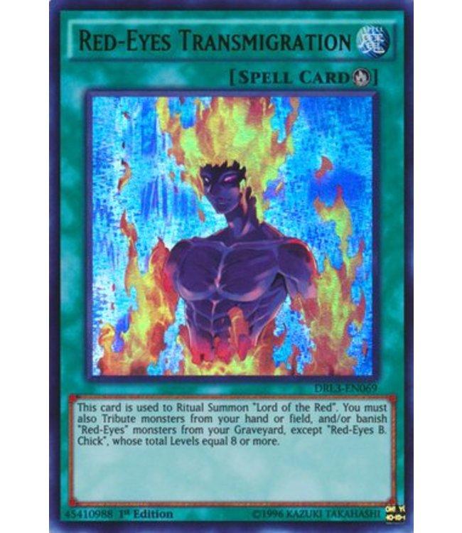 Yu-Gi-Oh! Red-Eyes Transmigration - 1st. Edition - DRL3-EN069
