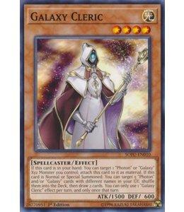 Yu-Gi-Oh! Galaxy Cleric - 1st. Edition - SOFU-EN010