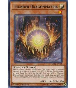 Yu-Gi-Oh! Thunder Dragonmatrix - 1st. Edition - SOFU-EN018