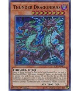 Yu-Gi-Oh! Thunder Dragonduo - 1st. Edition - SOFU-EN022