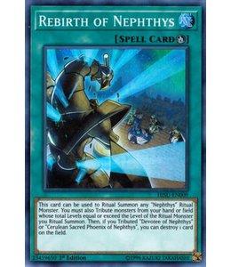Yu-Gi-Oh! Rebirth of Nephthys - HISU-EN009